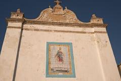 圣天使玛丽亚教会  免版税库存图片