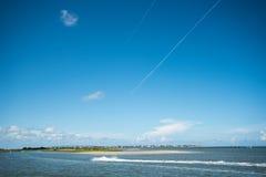 圣奥斯丁佛罗里达风景 免版税库存照片