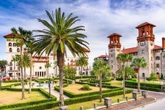 圣奥斯丁佛罗里达 免版税库存照片