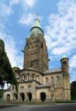 圣安东尼大教堂在赖内 库存照片