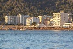 圣安东尼奥,伊维萨岛,西班牙 库存图片