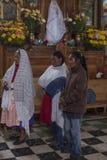 圣安东尼奥de帕多瓦, patronal党 库存照片