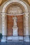 圣安东尼,帕多瓦,意大利 库存照片