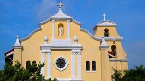 圣安东尼` s教会,马尼拉,菲律宾 库存图片