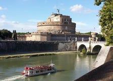 圣安吉洛城堡 免版税库存图片