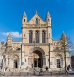 圣安妮大教堂 库存照片