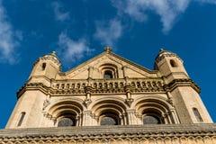 圣安妮大教堂 免版税库存图片