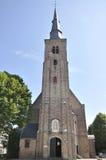 圣安妮的教会,位于比利时市布鲁日 免版税库存照片