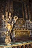 圣安德烈亚斯惊人的教会在罗马意大利 免版税库存图片