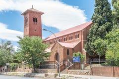 圣安德鲁和圣迈克尔英国国教大教堂  库存图片