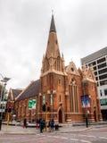 圣安德鲁教会在珀斯 库存图片