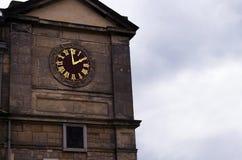 圣安德鲁斯尖沙咀钟楼 免版税库存图片