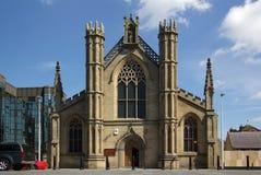 圣安德鲁的大教堂在格拉斯哥,苏格兰 免版税库存照片