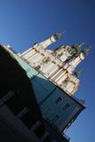 圣安德鲁的教会,基辅 免版税图库摄影