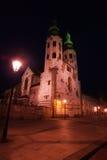 圣安德鲁的教会, Kosciol sw Andrzeja,克拉科夫 免版税库存图片