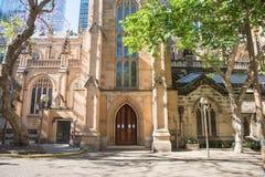 圣安德鲁` s大教堂 免版税库存图片