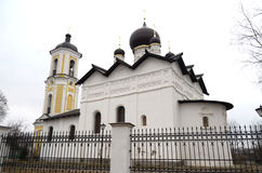 圣尼古拉斯教会在Staraya Russa 免版税库存图片