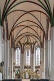 圣尼古拉斯教会,柏林 免版税图库摄影
