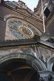 圣尼古拉斯教会,阿姆斯特丹 库存照片