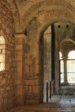 圣尼古拉斯教会,代姆雷 火鸡 myra 正统 库存照片