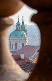 圣尼古拉斯教会 免版税库存照片