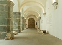 圣巴勃罗文化中心细节在瓦哈卡墨西哥 免版税库存图片