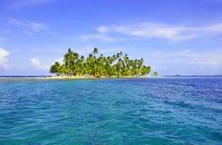 圣布拉斯海岛 免版税库存照片