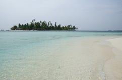 圣布拉斯群岛 库存图片