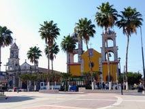 圣布拉斯,纳亚里特州,墨西哥 免版税库存图片