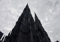 圣帕特里克大教堂 图库摄影
