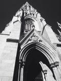 圣帕特里克大教堂 免版税库存照片
