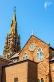 圣帕特里克教会在贝尔法斯特 免版税库存图片