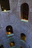 圣帕特里克的井。奥尔维耶托。翁布里亚。意大利。 库存图片