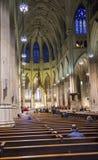 圣帕特里克的大教堂 库存照片