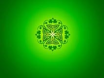 圣帕特里克节背景 免版税库存图片