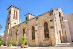 圣弗南多大教堂在圣安东尼奥 免版税库存照片