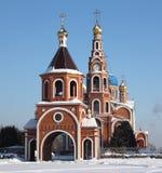 圣弗拉基米尔王子大教堂  免版税库存照片