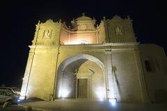 圣弗朗切斯科教会在Gallipoli 图库摄影