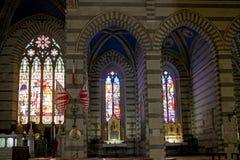 圣弗朗切斯科,锡耶纳,托斯卡纳,意大利大教堂  免版税库存图片
