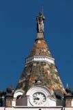 圣弗朗西斯教会和修道院在基多 免版税图库摄影