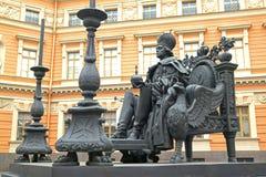 圣彼得堡俄罗斯 免版税库存照片