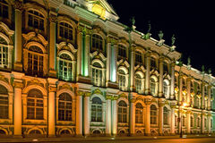 圣彼得堡俄罗斯 库存照片