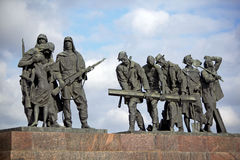 圣彼得堡俄罗斯 免版税库存图片