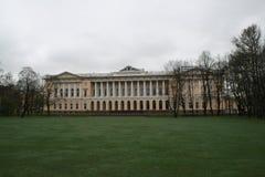圣彼得堡的利奥吸引力 图库摄影