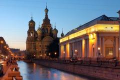 圣彼得堡,俄罗斯 免版税图库摄影