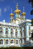 圣彼得堡, Tsarskoye Selo普希金,俄罗斯 库存图片