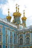 圣彼得堡, Tsarskoye Selo普希金,俄罗斯 免版税库存照片