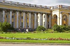 圣彼得堡, Tsarskoye Selo普希金,俄罗斯 库存照片