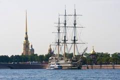 圣彼得堡 库存图片