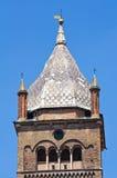 圣彼得罗大教堂。波隆纳。伊米莉亚罗马甘。意大利。 免版税库存图片